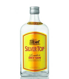 SILVER TOP GIN 70CL