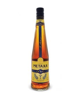 METAXA BRANDY 5 STERREN 70CL