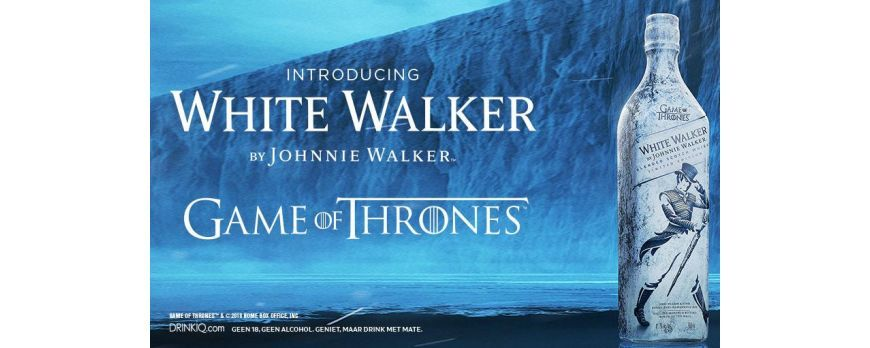White Walker Game of Thrones